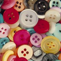 Plastic Button