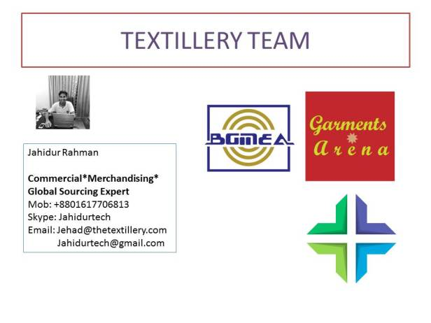 Garments & Textile Professional